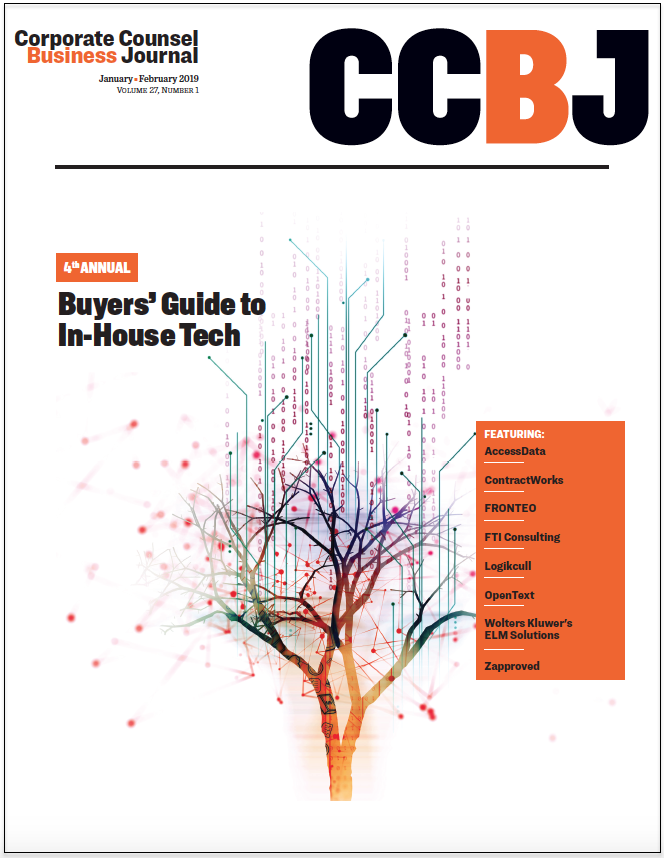 Corporate Counsel Business Journal
